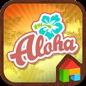 AlohaHawaii LINELauncher Theme icon