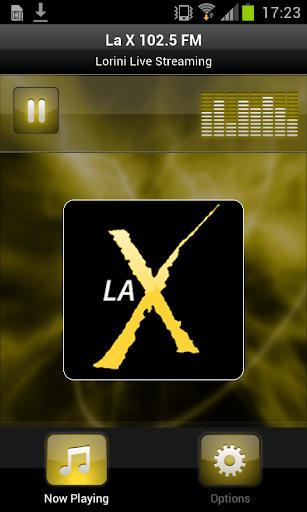 La X 102.5 FM