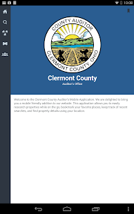 Clermont County Auditor- screenshot thumbnail