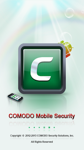 Comodo Security & Antivirus - screenshot thumbnail
