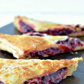 Raspberry Cheese Danish.