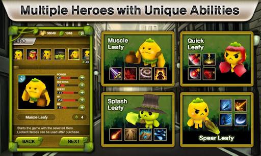 descargar apk plants war android