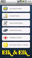 Screenshot of Auto Accident Assistant