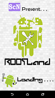 Screenshot of Root android : Rootland