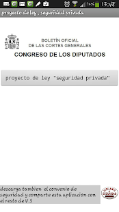 Seguridad Privada NUEVA LEY - screenshot thumbnail