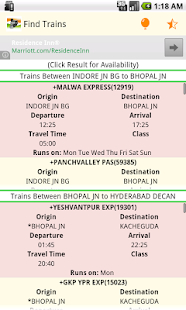 Indian Rail IRCTC PNR - Disha - screenshot thumbnail