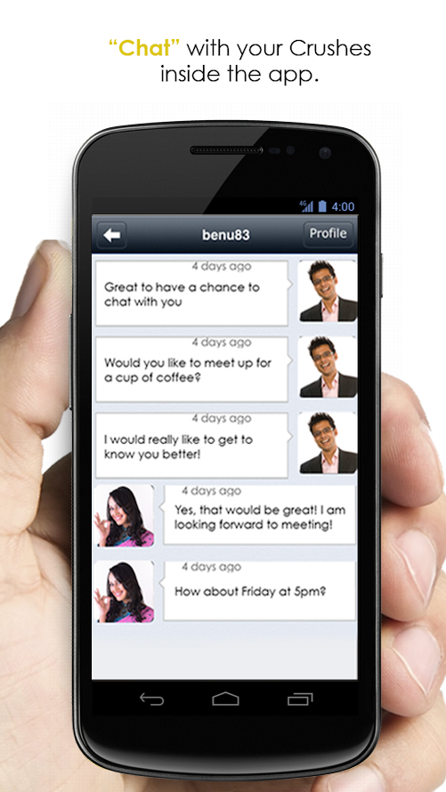 free indian dating android app