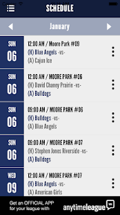 Lafayette Little League - screenshot thumbnail