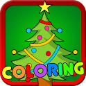 Christmas Coloring For Kids icon