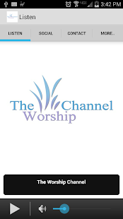 The Worship Channel- screenshot thumbnail