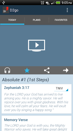 【免費生活App】Devotions2go - Video Devotions-APP點子
