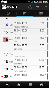 wTimePunch Lite (Timesheet)- screenshot thumbnail