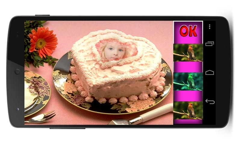 Photo on cake photo editor android apps on google play photo on cake photo editor screenshot publicscrutiny Image collections