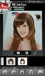 Fun Hair Camera - screenshot thumbnail