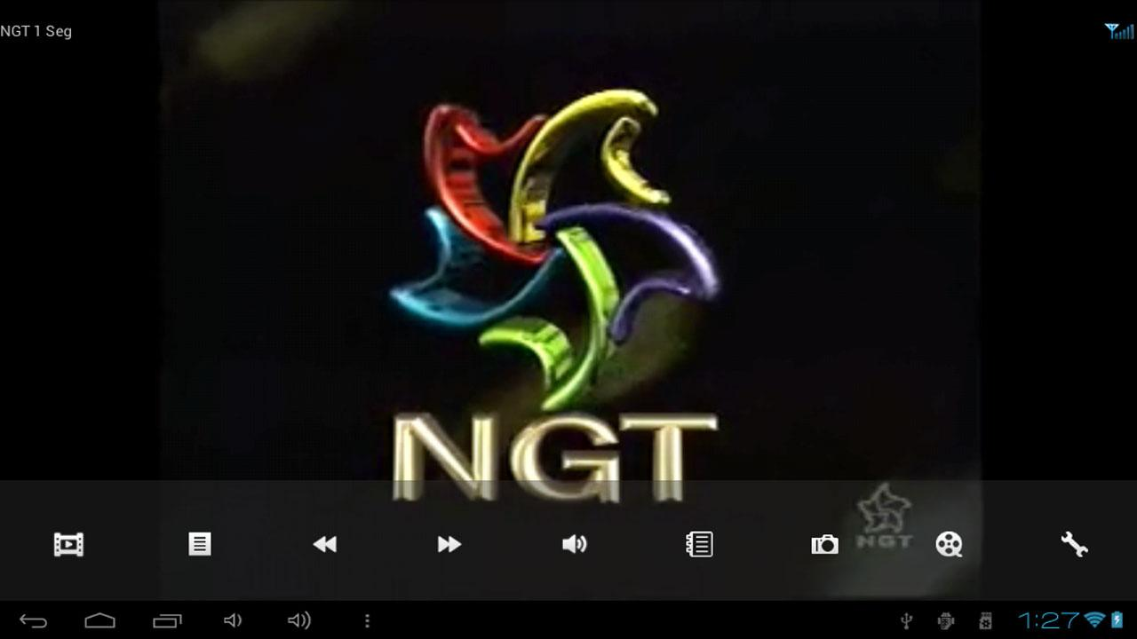 GENESIS DTV - screenshot
