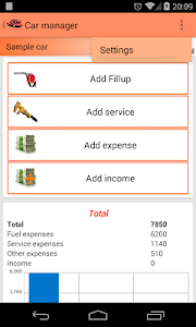 Car manager (mileage,expenses) v3.2.2
