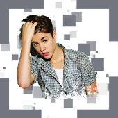 Justin Bieber Photo Effects