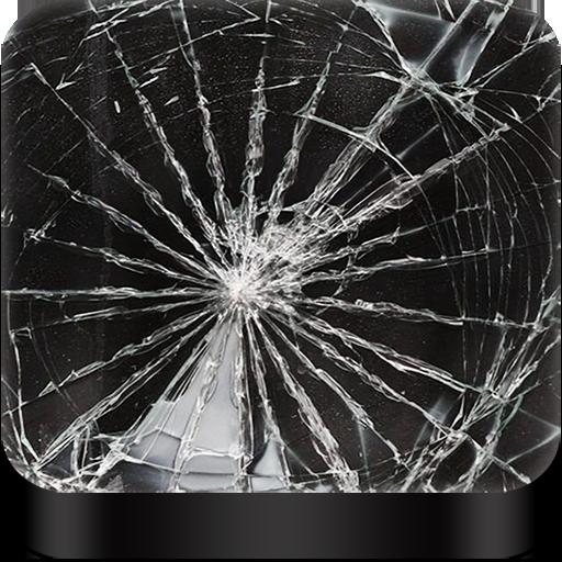 破碎的壁纸 個人化 App LOGO-硬是要APP