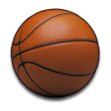Basketball Analog Clock Widget icon