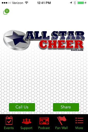 【免費商業App】All Star Cheer Sites-APP點子