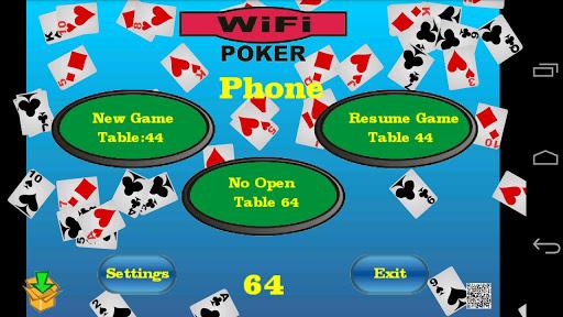 WiFi Poker Free