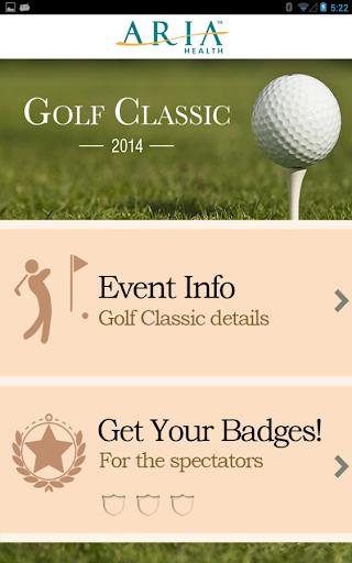 Aria Golf
