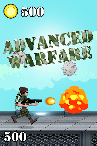 Advanced Warfare: 戦争&バトル