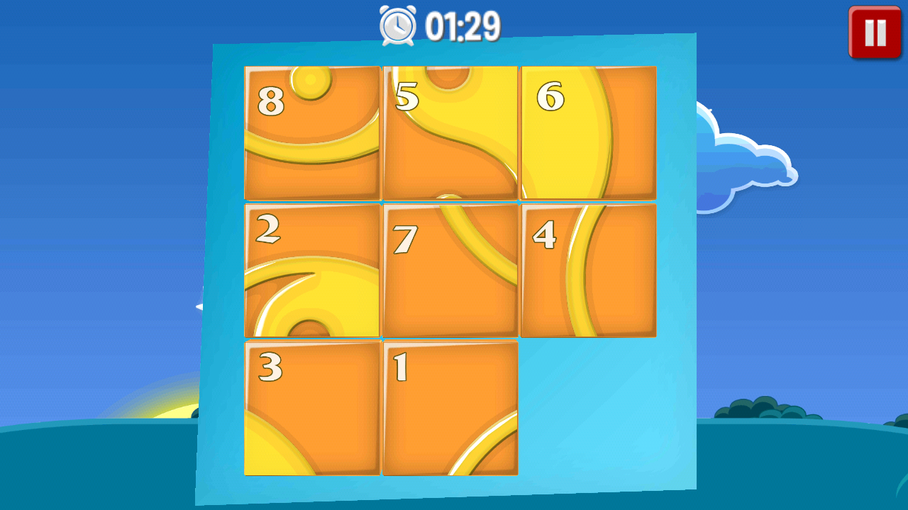 Brain Puzzle - screenshot