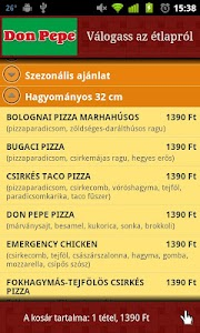 Pizza.hu - Food Ordering App screenshot 3