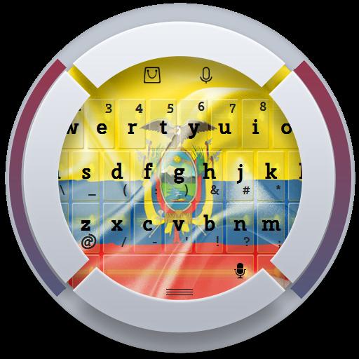 個人化App 厄瓜多爾 TouchPal Theme LOGO-3C達人阿輝的APP