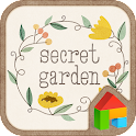 The Secret Garden dodol theme icon