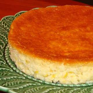 Mario Bosquez's Corn Pudding.
