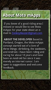 Moto mApps Idaho FREE - screenshot thumbnail