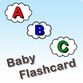 Baby flash card - Letters Lite