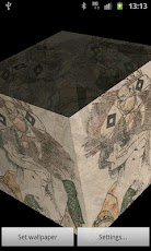 Old Japanese Art 3D