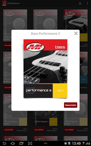 【免費書籍App】Musicians Institute Bookstore-APP點子