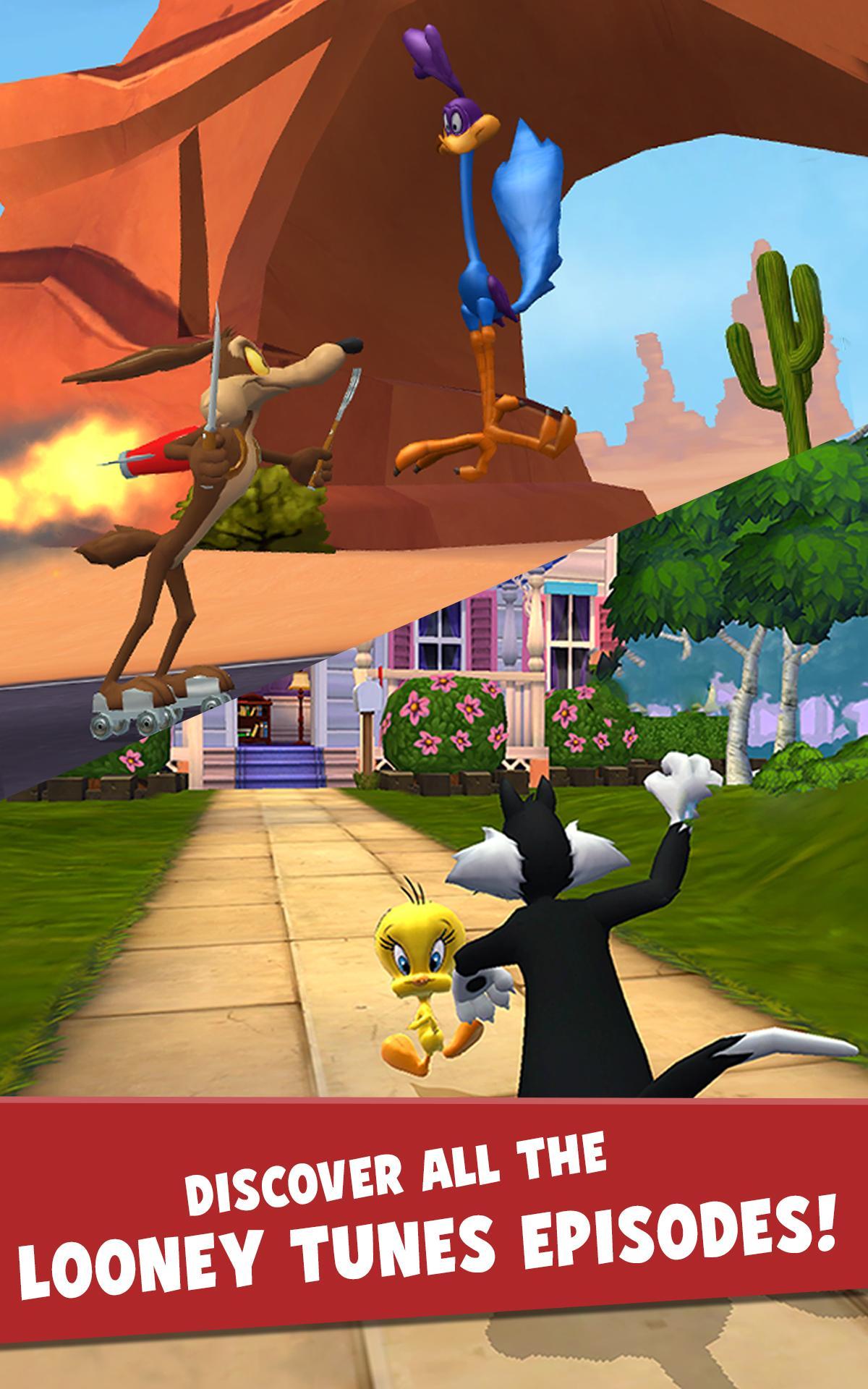 Looney Tunes Dash! screenshot #16