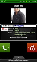 Screenshot of Call Detailer India