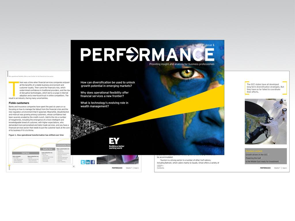 EY Performance- screenshot