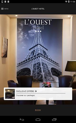 L'Ouest Hotel Paris