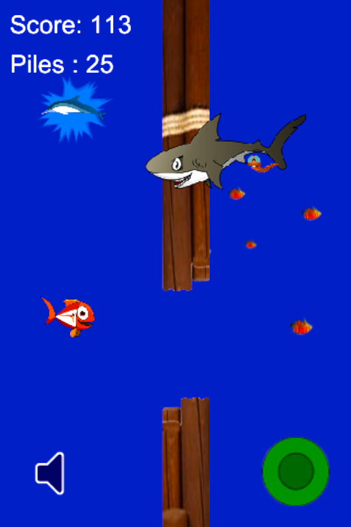 Floppy Fish Fun!- screenshot
