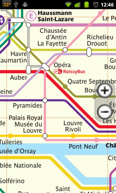 Paris Subway - screenshot