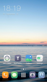 Sky Launcher- Superior Launch APK for Ubuntu