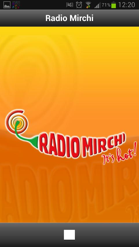 AD Radio - screenshot