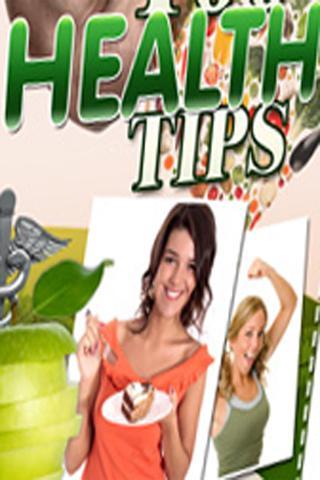 Best Health Tips Ebook