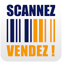 PriceMinister, Scannez Vendez logo