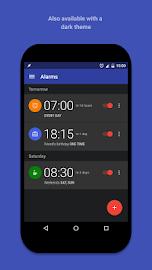 AlarmPad - Alarm Clock Free Screenshot 8