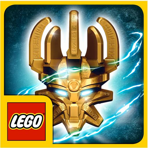 LEGO® BIONICLE® 動作 App LOGO-硬是要APP