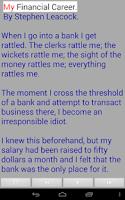 Screenshot of Fluent English Plus