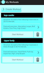 Tải Game HIIT Workouts and Tabata Timer